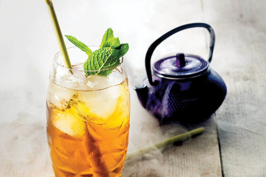 The Herborist Iced Tea image