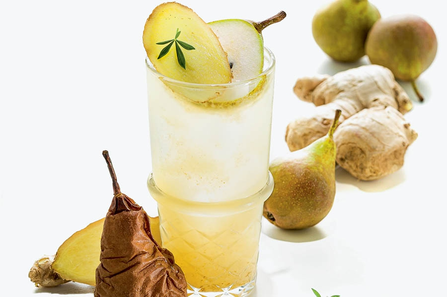 Forever autumn mocktail image