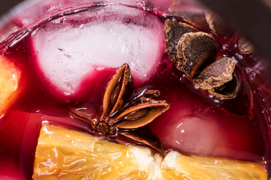 Sweet Sour Red Passion Ice Tea image