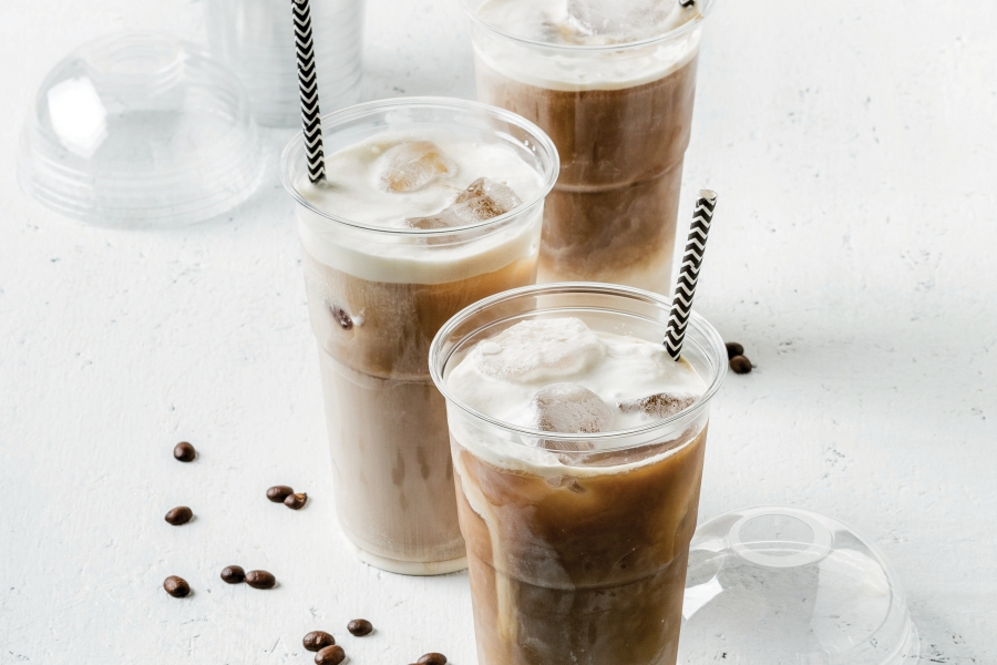 Cold brew coffee image